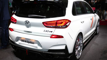 Hyundai i30 N Option Pack - paris