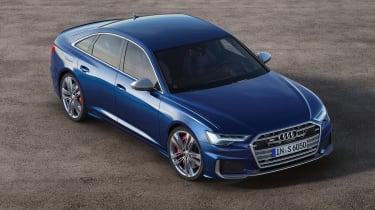 Audi S6 saloon - top