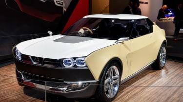 Nissan IDx Freeflow concept: Paris motor show 2014