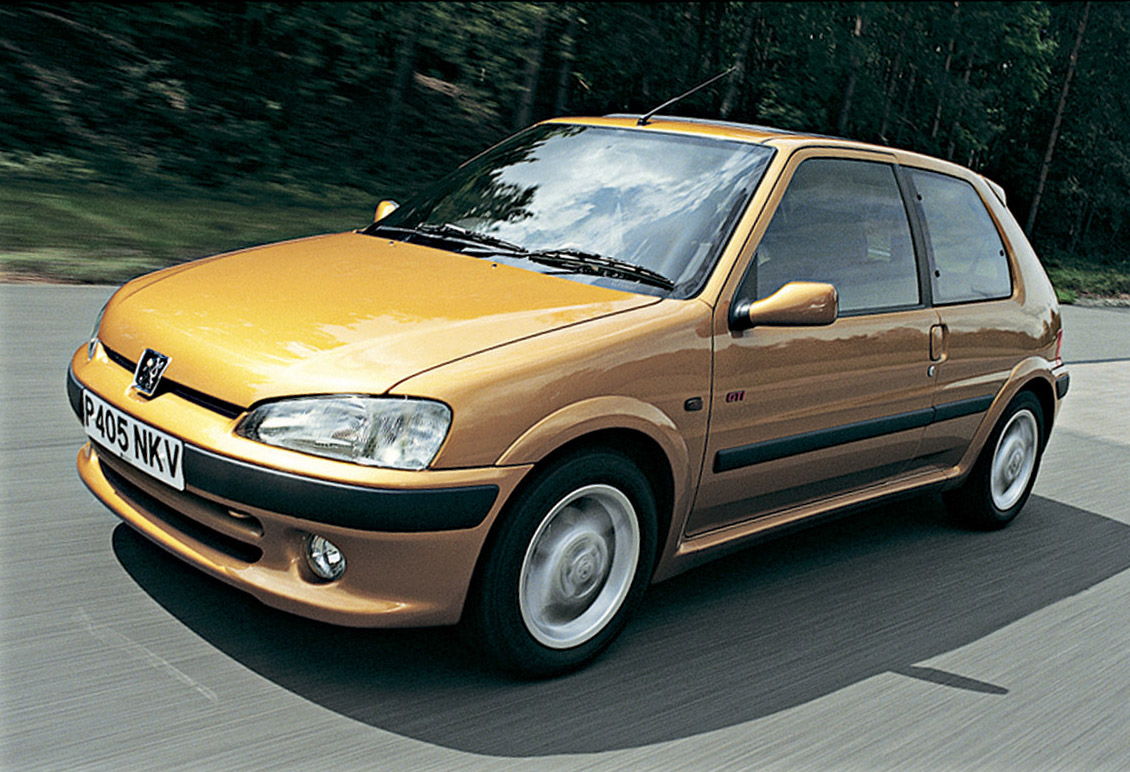 Peugeot 106 Gti Review History Prices And Specs Evo