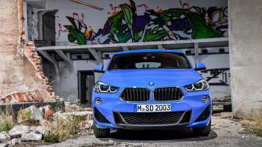 BMW X1 M Sport - front static