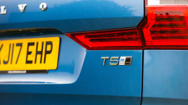 Volvo XC60 - T5 badge