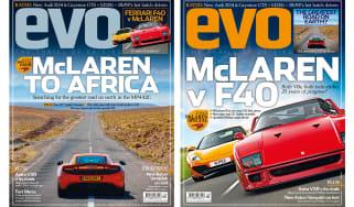 September 2012 issue of evo Magazine