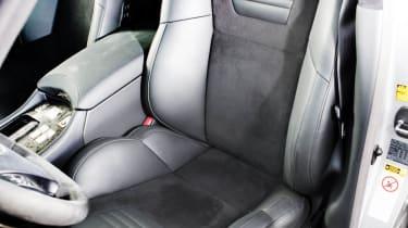 Lexus TMG TS-650 front sports seat