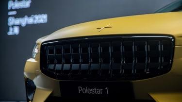 Polestar 1 gold - grille