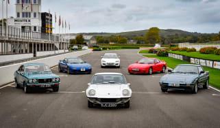 Mazda rotary cars