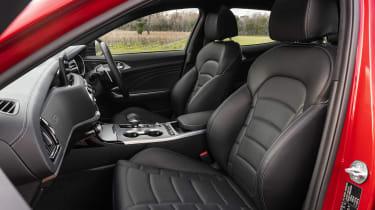 Kia Stinger GT-S MY21 press – seats