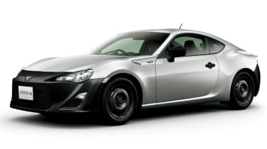 Low-spec GT 86 available in Japan