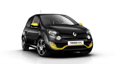 Renault Twingo RS Red Bull edition