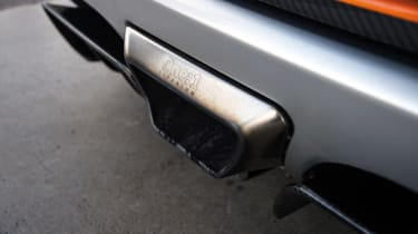 Koenigsegg One:1 - Exhaust