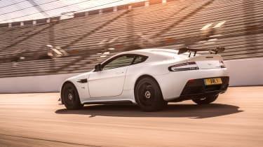 Aston Martin AMR Vantage - Aero Pack rear