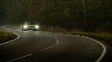 Audi RS e-tron GT evo - distance