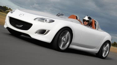 Mazda MX-5 Superlight speedster