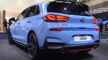 Hyundai i30N - Frankfurt motorshow