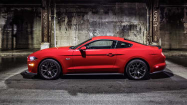 Ford Mustang GT Performance Pack Level 2 – side