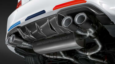 BMW M2 Competition M performance Parts – rear diffuser