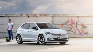 2017 Volkswagen Polo - Beats front static