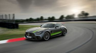 Mercedes-AMG GT R Pro review - front