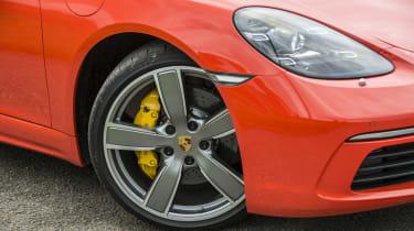 Porsche 718 Cayman S - Wheel
