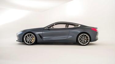 BMW 8-series concept - side profile