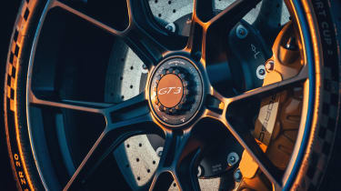 992 Porsche 911 GT3 wheel