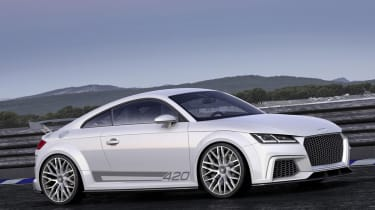 Audi TT Sport Quattro Concept