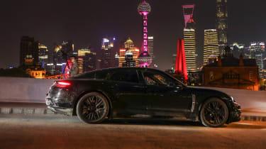 Porsche Taycan China