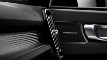 Volvo XC40 - vents