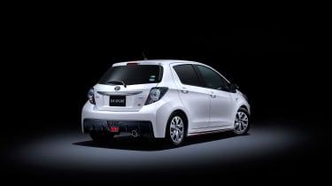 Toyota Vitz GR SPORT - rear quarter