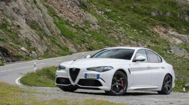 Alfa group test in Italy - alfa
