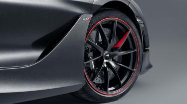 MSO McLaren 720S stealth wheel