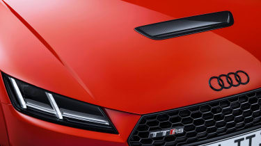 Audi performance parts - TT RS front