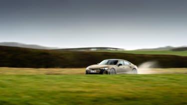 Audi RS e-tron GT evo - pan