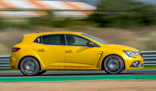 Renault Megane RS300 side