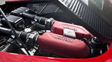 Ferrari 360 Modena engine