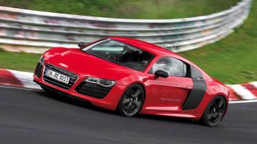 Audi R8 e-tron shelved
