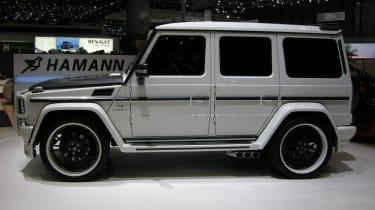 Hamann G-Wagen