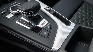 Audi RS5 - centre console