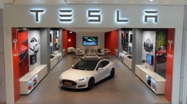 Tesla Model S launched in the UK