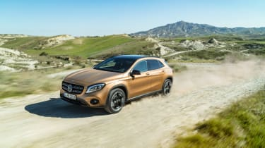 Mercedes-Benz GLA (2017)