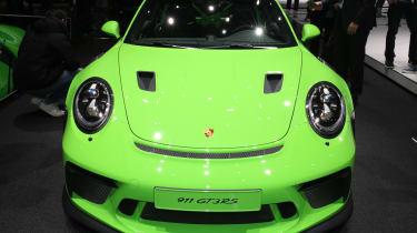 Porsche 911 GT3 RS – front