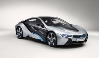 UK production for BMW i8 engine