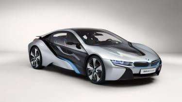 UK production for BMW i8 engine