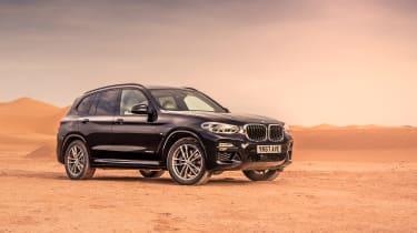 BMW X3 30d M Sport - static
