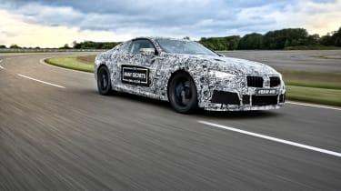 BMW M8 prototype - front 6