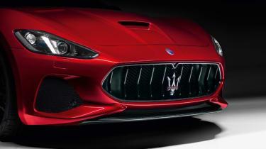 Maserati GranTurismo MC - 2018 grill