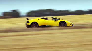 Lamborghini Huracan Performante spider