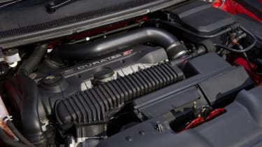 Ford Focus ST Mountune engine