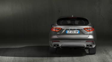 MY18 Maserati Levante S - rear