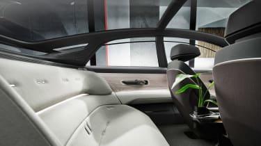 Audi Grand Sphere Concept – cabin